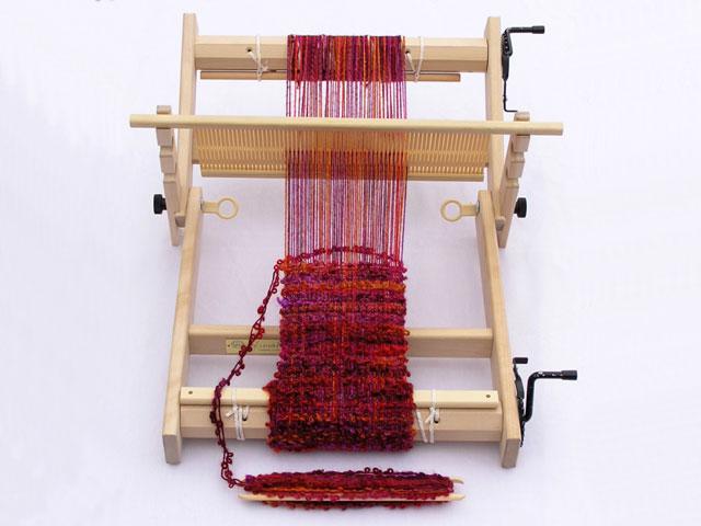 Как сделать ткацкий станок своими руками в домашних условиях